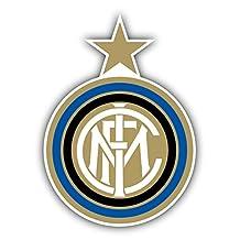Inter Milan FC Italy Soccer Football Vinyl Sticker 4 X 5 inches