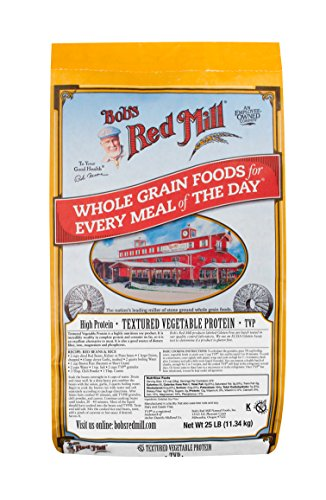 Bob's Red Mill Textured Vegetable Protein, 25 Pound by Bob's Red Mill (Image #1)