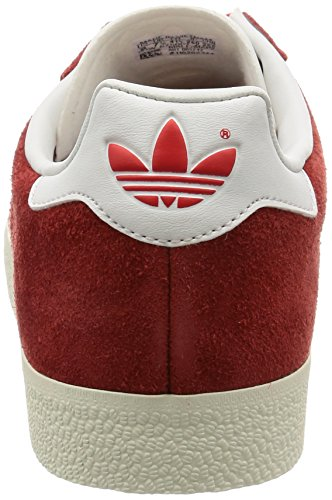 Adidas Originals Mens Originelen Gazelle Super Trainers Us10 Rood