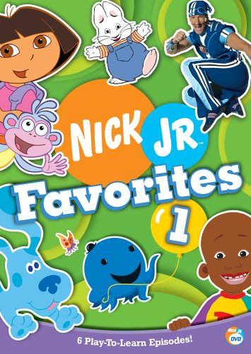 nick jr favorites 1 - 1