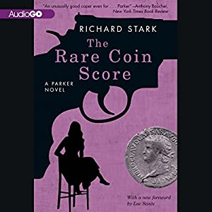 The Rare Coin Score Audiobook