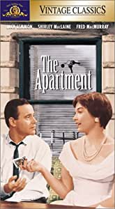 The Apartment [VHS]