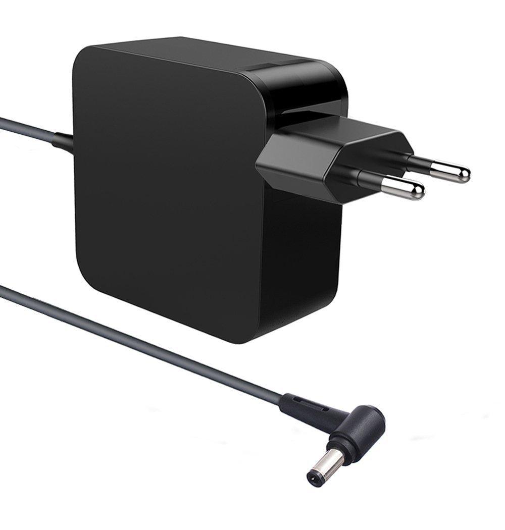 New Pow 65W Cargador de Cable de Adaptador de Fuente de alimentación del portátil para ASUS X551 X551MA X751 X751MA X552 X552EA R556 R556LA S300 ...