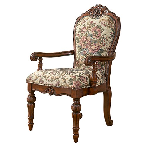 Design Toscano HA98960 Queensberry Way Sitting Room Armchair