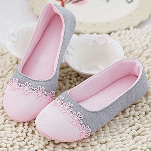 ... Elevin (tm) Nouvelles Femmes Enceintes Chaussons Épissés Hiver  Chaussures Chaudes Chaussures De Yoga Rose ... 3c8f9f5b183c
