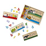 Melissa & Doug See & Spell Wooden Educational Review and Comparison