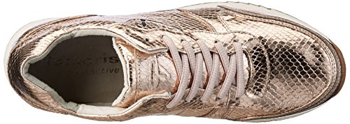 Sneakers Tamaris Or copper Struct 902 23604 Basses Femme CfRfO