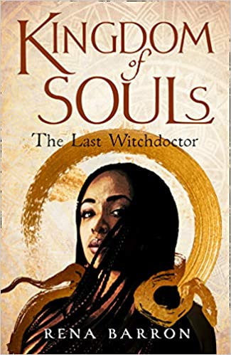 Kingdom of Souls Book Cover