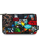 Star Wars Comic Book Panel Coin/Cosmetic Bag
