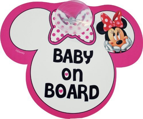 Disney Baby Minnie Car Signal (36 Months, Pink) by Disney