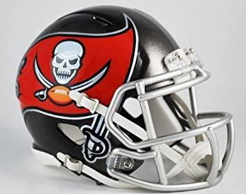 Riddell NFL Tampa Bay Buccaneers revolución Velocidad Casco de Mini