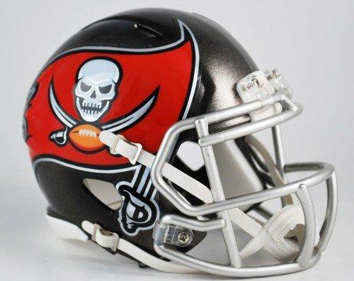 Riddell NFL Tampa Bay Buccaneers revolución Velocidad Casco de Mini SS-SPI-RIDDMINITAMSP