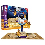Los Angeles Lakers OYO Sports NBA Court Shootout Set 61PCS with 2 MInifigures