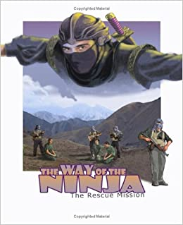 Amazon.com: The Way of the Ninja - The Rescue Mission ...