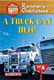 A Truck Can Help, Judy Kentor Schmauss, 0764132903