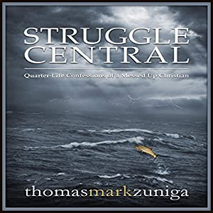 Struggle Central Audiobook