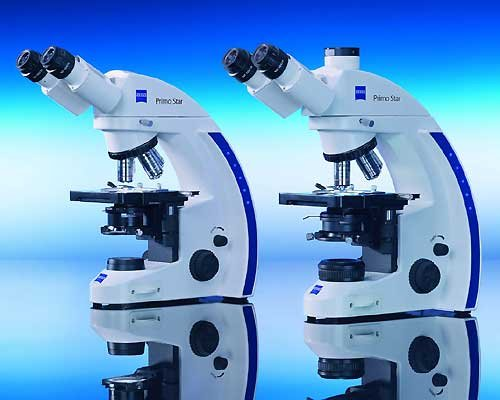 Carl Zeiss Primo Star Microscope