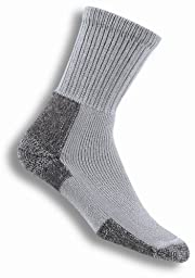Thorlo Men\'s Hiker, Grey, Large
