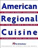 American Regional Cuisine, Art Institute Staff, 0471405442