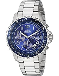 Men's 6621 II Collection Chronograph Stainless Steel Blue Dial Watch