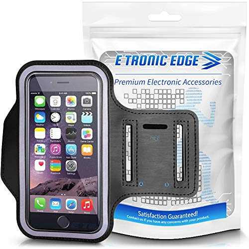 Cell Phone Armband: Best Sweatproof Sports Arm Band Strap Protective Holder Pouch Case Gym Running iPhone 6 6S 7 7S 8 Plus Touch Samsung Galaxy S8 S7 S6 S5 Pixel Note 4 5 Edge HTC ONE Android