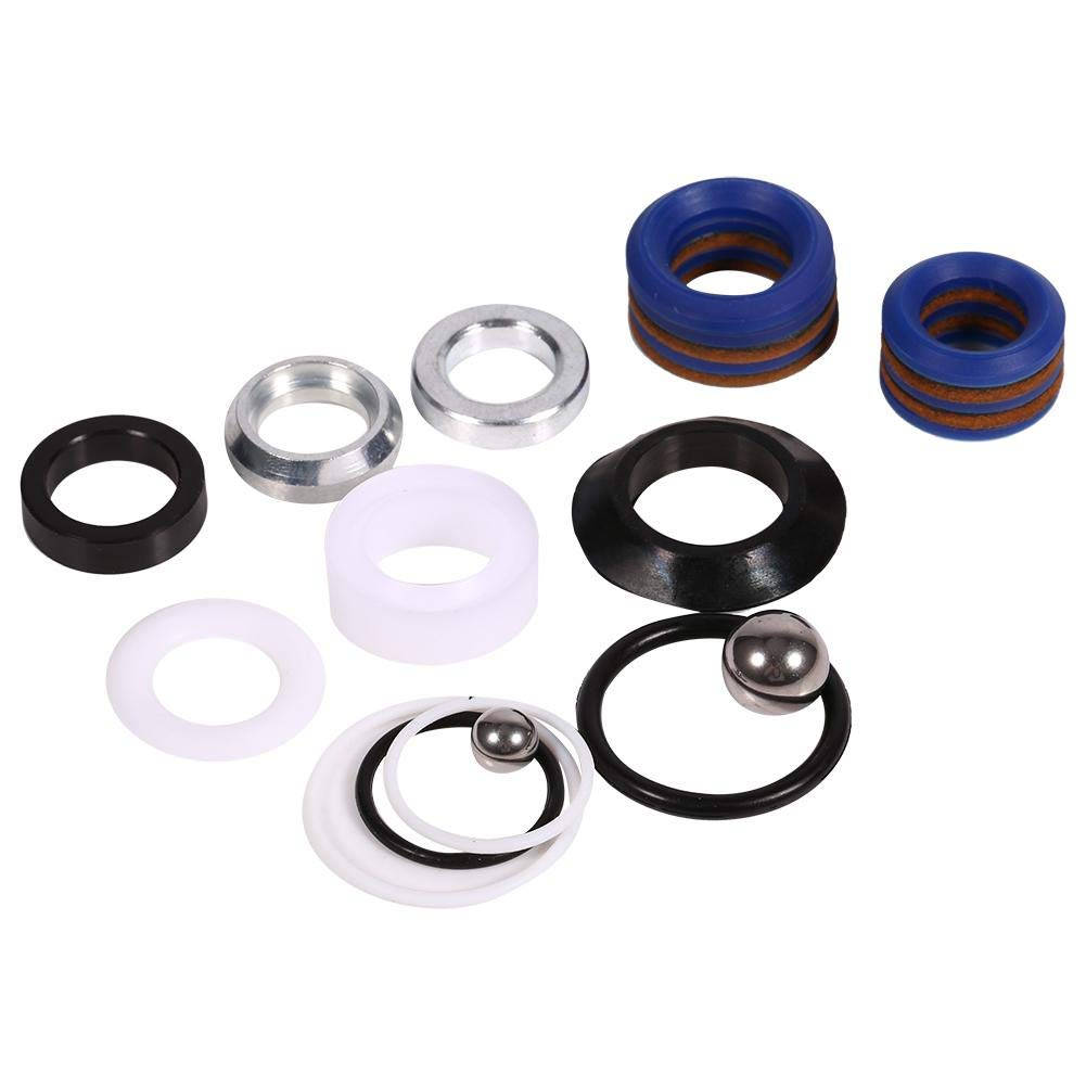 Seal Ring,Good Aftermarket Airless Spray Pump Accessories Repair Kit for 390 695 795 1095 3900 5900 7900(244194)