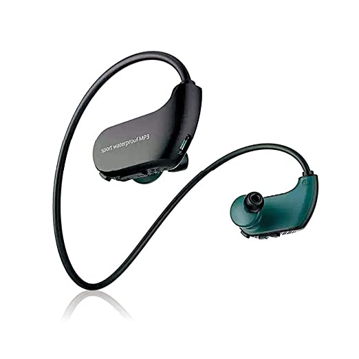 Tenlso IPX8 - Auriculares Impermeables, 4 GB/8 GB, Mp3, con Cable ...