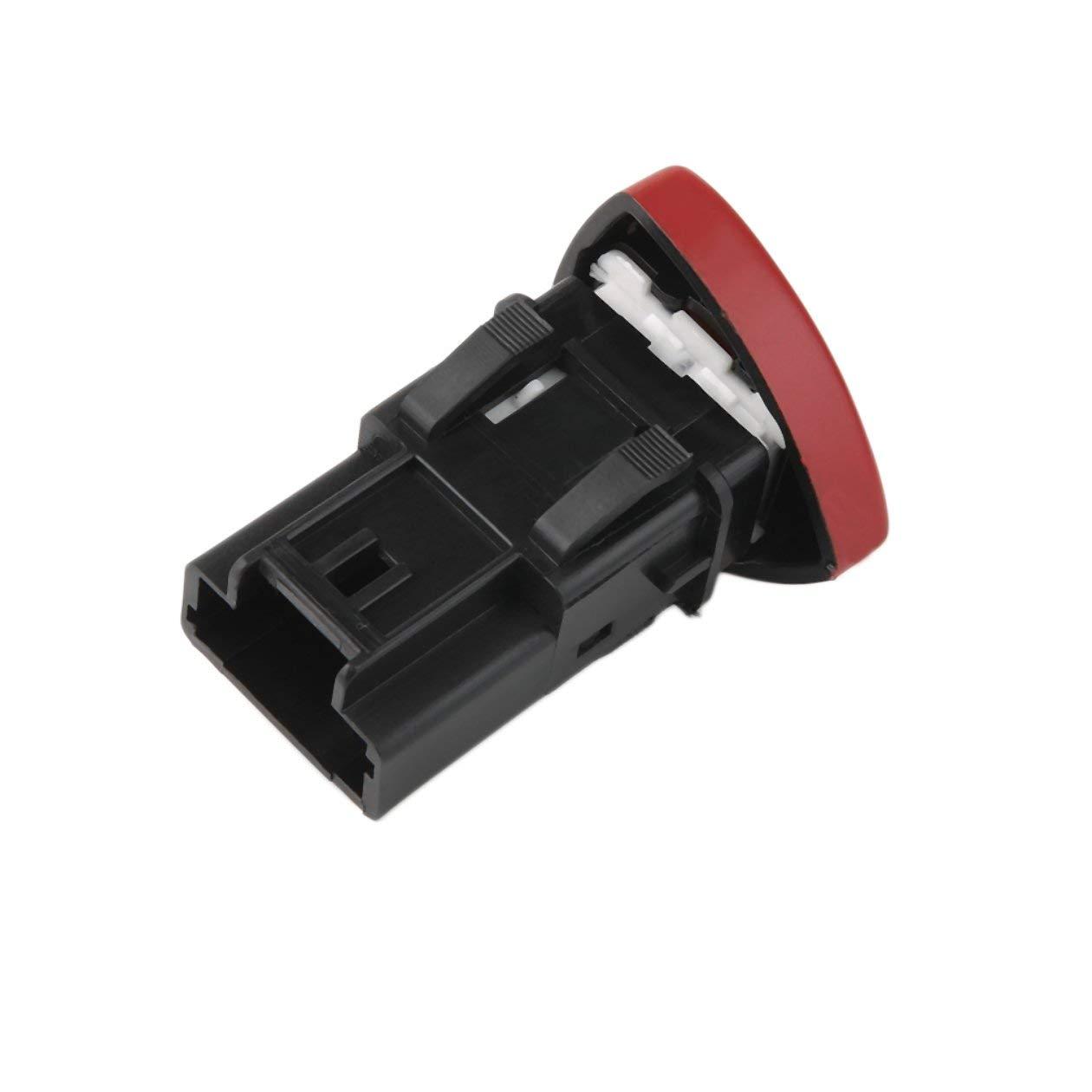 Trafic II Vauxhall 01-14 Interruptor de Advertencia bot/ón Rojo Hazard Emergencia Intermitente para Renault Laguna Maestro