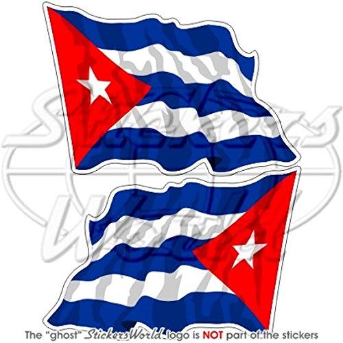 CUBA Cuban Waving Flag República de Cuba 4,7
