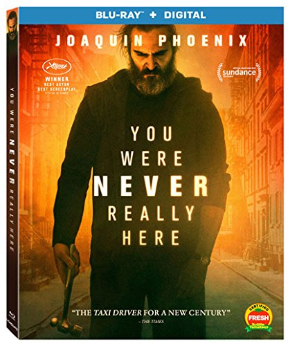 Blu-ray : You Were Never Really Here (Widescreen, AC-3, Digital Theater System, Subtitled, Digital Copy)