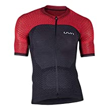 UYN Biking Alpha OW - Camiseta para Hombre, Hombre, O101242, Charcoal/Bitter, Extra-Large