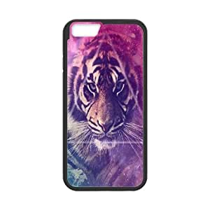 New Design Durable Back Cover Case for Iphone 6 4.7¡° Phone Case - Tiger Nebula Space HX-MI-000516