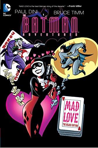 Batman Adventures: Mad Love Deluxe Edition -