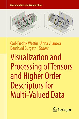 Download Visualization and Processing of Tensors and Higher Order Descriptors for Multi-Valued Data (Mathematics and Visualization) Pdf