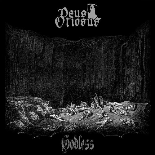Deus Otiosus: Godless (Audio CD)