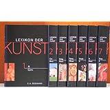 Lexikon der Kunst : Architektur, bildende Kunst, angewandte Kunst, Industrieformgestaltung, Kunsttheorie.