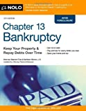 img - for Chapter 13 Bankruptcy: Keep Your Property & Repay Debts Over Time by Elias, Stephen, Michon, Kathleen (May 20, 2014) Paperback book / textbook / text book
