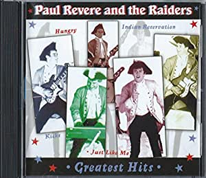 Paul Revere & Raiders - Greatest Hits