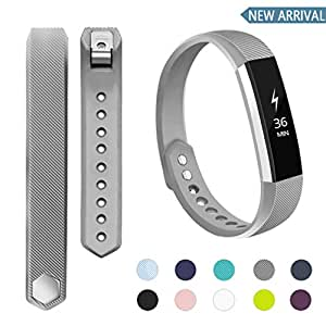 POY for Fitbit Alta Bands and for Fitbit Alta HR Bands, Small Large Replacement Wristband Sport Bands for Fitbit Alta HR and Fitbit Alta