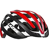 Lazer Z1 Helmet: Matte Black/Red MD