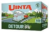 Uinta Detour Double Ipa Aluminum 4.0% Abv, 12 Oz