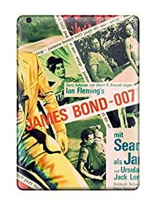 For Ipad Case, High Quality James Bond In Dr No People Movie For Ipad Air Cover Cases