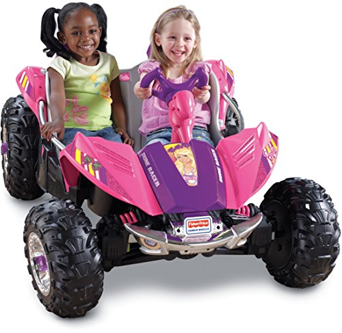 barbie power wheels - 6