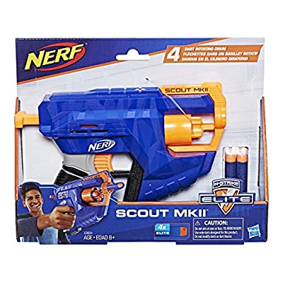 Nerf N-Strike Elite Scout MKII: Toys & Games