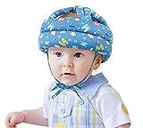 Baby Toddler's Safety Bumper Helmet Hat, Blue