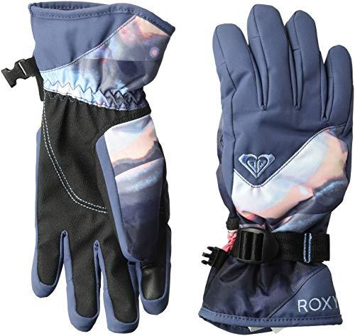 Roxy SNOW Junior's Roxy Jetty Snow Gloves, coral CLOUD_DUSK swirl, L