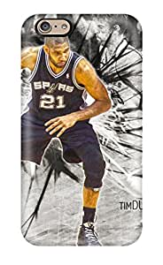 New Tim Duncan Tpu Case Cover, Anti-scratch ZtYaXgY1756zNDvE Phone Case For Iphone 6
