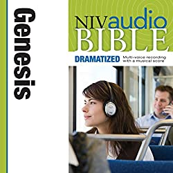 NIV Audio Bible, Dramatized: Genesis