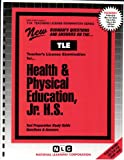 Health and Physical Education, Jr. H. S., National Learning Corporation, 0837380243