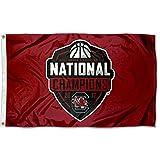 South Carolina Gamecocks 2017 Women's Basketball National Champions Flag